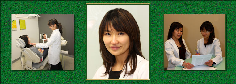 Dr. Lily Lo Toronto and Richmond Hill Dental Office