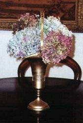 Hydrangea Dried Floral Arrangement